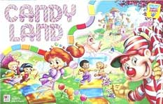 candyland Remembering Childhood Games
