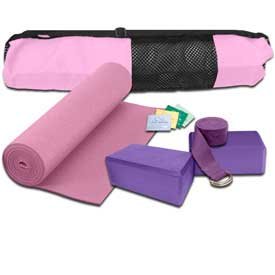Mom's Yoga Kit