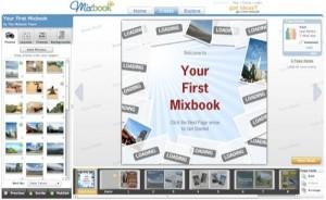 mixbook scrapbook