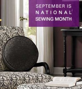 national sewing month2 279x300 Celebrate National Sewing Month With Savings!