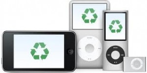 recycled gadgets