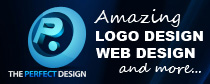 ThePerfectDesign.com Logo Design