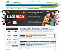 Coupon Buzz Black Friday Event