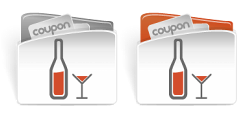 CouponBuzz.com Flowers, Wine, Gourmet Category Icon