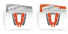 CouponBuzz.com Men's Clothing Category Icon