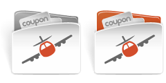 CouponBuzz.com Travel Category Icon