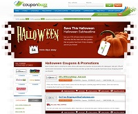 Coupon Buzz Halloween Event