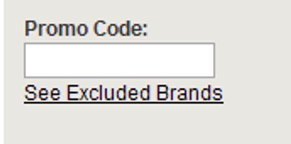 Demonstrates how to enter a coupon code on the Maryland Square website checkout.