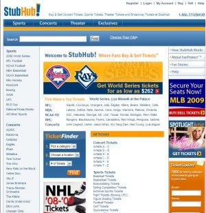 StubHub Coupons, StubHub Coupon Codes & Promotions - CouponBuzz com