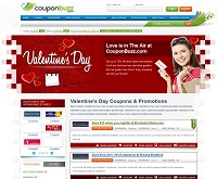 Coupon Buzz Valentine's Day Event